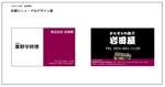 tanakahiroさんの(株)岩田屋の名刺デザインへの提案