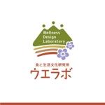 fuku33さんの地域活性(6次産業)支援事務所 食と生活文化研究所 Wellness Design Laboratory ロゴへの提案