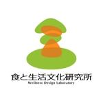 chanlanさんの地域活性(6次産業)支援事務所 食と生活文化研究所 Wellness Design Laboratory ロゴへの提案