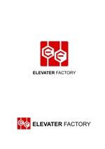kiku211さんの会社のロゴマーク、車両や工具等直接ステッカー等貼れるロゴマークへの提案
