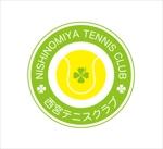 年内新規オープンする「テニスクラブ」のロゴへの提案