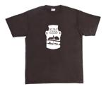 syaron_AさんのCaféスタッフのユニフォーム Tシャツデザインへの提案