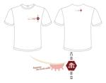 micky-a-55さんのCaféスタッフのユニフォーム Tシャツデザインへの提案