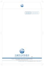 y_naka_wayさんの法律事務所の封筒デザインへの提案