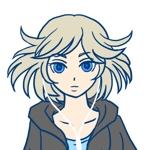 女の子のイメージキャラクターデザインへの提案