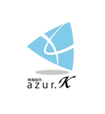 horieyutaka1さんの映像制作会社「映像制作 azur.K」のロゴへの提案