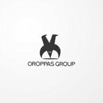 siraphさんのOROPPAS GROUP ロゴへの提案