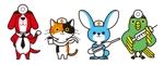 hamedalaliさんの春日丘動物病院(犬、猫、うさぎ、小鳥)のキャラクターデザインへの提案