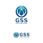 smartdesignさんの「GSS」のロゴ作成への提案