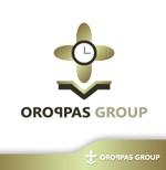 hiko-kzさんのOROPPAS GROUP ロゴへの提案