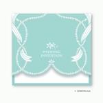 4198082さんの結婚式招待状及び関連ペーパーアイテムのデザイン募集!女性デザイナー希望!複数案採用可能!への提案