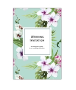 tsukkyさんの結婚式招待状及び関連ペーパーアイテムのデザイン募集!女性デザイナー希望!複数案採用可能!への提案