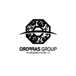ol_zさんのOROPPAS GROUP ロゴへの提案