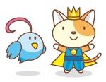 iatomさんの春日丘動物病院(犬、猫、うさぎ、小鳥)のキャラクターデザインへの提案