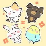 TomohiroNakajouさんの春日丘動物病院(犬、猫、うさぎ、小鳥)のキャラクターデザインへの提案