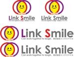 cpo_mnさんの「株式会社リンクスマイル」のロゴ作成への提案
