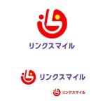 hdo-lさんの「株式会社リンクスマイル」のロゴ作成への提案