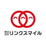 nabeさんの「株式会社リンクスマイル」のロゴ作成への提案