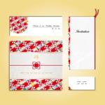 n_kawaeさんの千代紙の柄デザイン依頼(沖縄風)【琉球千代紙】和紙印刷で使用への提案