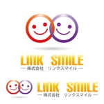 perles_de_verreさんの「株式会社リンクスマイル」のロゴ作成への提案