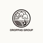 edesign213さんのOROPPAS GROUP ロゴへの提案
