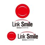 syakeさんの「株式会社リンクスマイル」のロゴ作成への提案