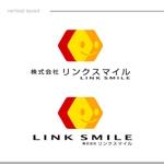 awn_estudioさんの「株式会社リンクスマイル」のロゴ作成への提案