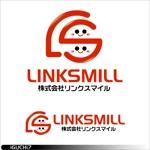 iguchi7さんの「株式会社リンクスマイル」のロゴ作成への提案