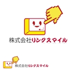 Serkyouさんの「株式会社リンクスマイル」のロゴ作成への提案