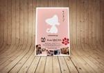 shado_toyさんの猫カフェの店頭ポスターデザインへの提案