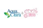 TIHI-TIKIさんの大企業キャンペーンのロゴデザイン「お水の宅配アクアクララ」への提案
