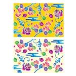 oroshiponsさんの千代紙の柄デザイン依頼(沖縄風)【琉球千代紙】和紙印刷で使用への提案