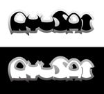 island_tigerさんの「RYUSAI」のロゴ作成への提案
