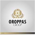 Tony_DさんのOROPPAS GROUP ロゴへの提案