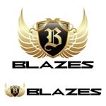 j-designさんのCLUBや飲食の事業を展開する「株式会社BLAZES」のロゴへの提案