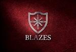 KuukanaさんのCLUBや飲食の事業を展開する「株式会社BLAZES」のロゴへの提案