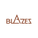 design9さんのCLUBや飲食の事業を展開する「株式会社BLAZES」のロゴへの提案