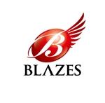 king_jさんのCLUBや飲食の事業を展開する「株式会社BLAZES」のロゴへの提案