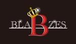 micmaxさんのCLUBや飲食の事業を展開する「株式会社BLAZES」のロゴへの提案