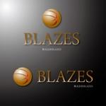 fumi-saitoさんのCLUBや飲食の事業を展開する「株式会社BLAZES」のロゴへの提案