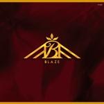 ldz530607さんのCLUBや飲食の事業を展開する「株式会社BLAZES」のロゴへの提案