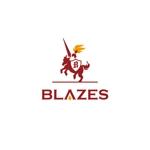 Saku-TAさんのCLUBや飲食の事業を展開する「株式会社BLAZES」のロゴへの提案