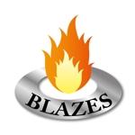 bacchiさんのCLUBや飲食の事業を展開する「株式会社BLAZES」のロゴへの提案