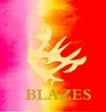 studio-airさんのCLUBや飲食の事業を展開する「株式会社BLAZES」のロゴへの提案