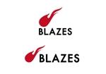 hks_designさんのCLUBや飲食の事業を展開する「株式会社BLAZES」のロゴへの提案