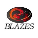 mianamirandeさんのCLUBや飲食の事業を展開する「株式会社BLAZES」のロゴへの提案