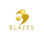horieyutaka1さんのCLUBや飲食の事業を展開する「株式会社BLAZES」のロゴへの提案