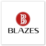kenken7さんのCLUBや飲食の事業を展開する「株式会社BLAZES」のロゴへの提案