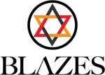 unionjacktreeさんのCLUBや飲食の事業を展開する「株式会社BLAZES」のロゴへの提案