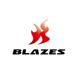 nanoさんのCLUBや飲食の事業を展開する「株式会社BLAZES」のロゴへの提案